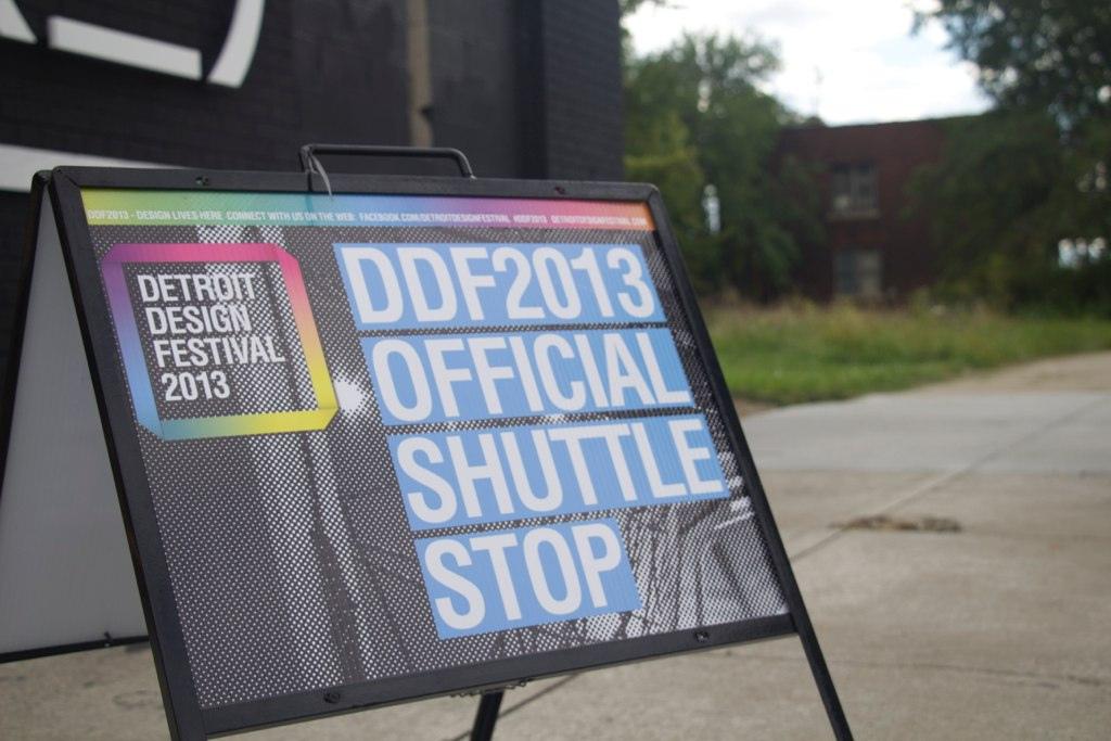 DDF Shuttle
